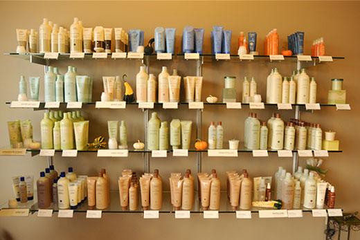 Jeannas Salon - Products