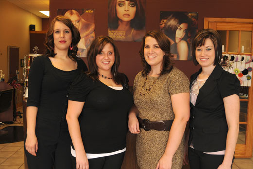 Jeannas Salon - Staff