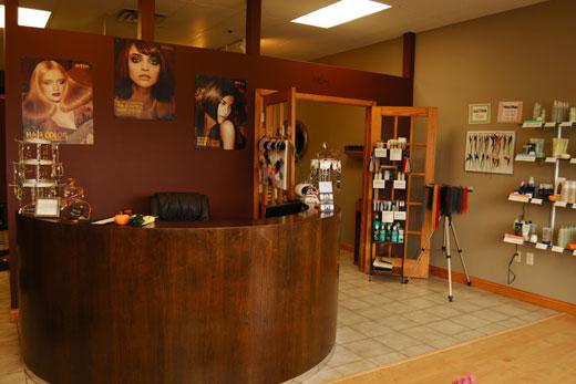 Jeannas Salon - Front Salon